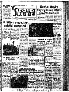 Słowo Ludu : organ Komitetu Wojewódzkiego Polskiej Zjednoczonej Partii Robotniczej, 1966, R.18, nr 215