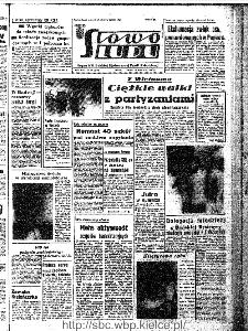 Słowo Ludu : organ Komitetu Wojewódzkiego Polskiej Zjednoczonej Partii Robotniczej, 1966, R.18, nr 222