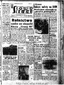 Słowo Ludu : organ Komitetu Wojewódzkiego Polskiej Zjednoczonej Partii Robotniczej, 1966, R.18, nr 223