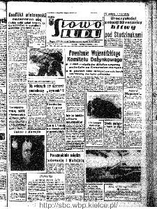Słowo Ludu : organ Komitetu Wojewódzkiego Polskiej Zjednoczonej Partii Robotniczej, 1966, R.18, nr 224