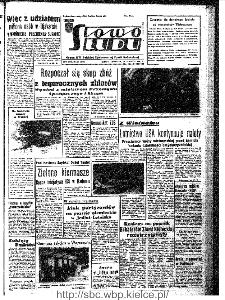 Słowo Ludu : organ Komitetu Wojewódzkiego Polskiej Zjednoczonej Partii Robotniczej, 1966, R.18, nr 230