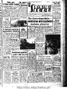 Słowo Ludu : organ Komitetu Wojewódzkiego Polskiej Zjednoczonej Partii Robotniczej, 1966, R.18, nr 231