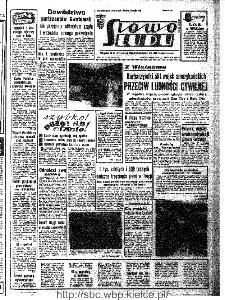 Słowo Ludu : organ Komitetu Wojewódzkiego Polskiej Zjednoczonej Partii Robotniczej, 1966, R.18, nr 233