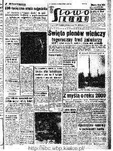 Słowo Ludu : organ Komitetu Wojewódzkiego Polskiej Zjednoczonej Partii Robotniczej, 1966, R.18, nr 234
