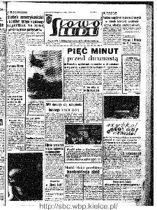 Słowo Ludu : organ Komitetu Wojewódzkiego Polskiej Zjednoczonej Partii Robotniczej, 1966, R.18, nr 236