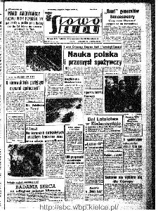Słowo Ludu : organ Komitetu Wojewódzkiego Polskiej Zjednoczonej Partii Robotniczej, 1966, R.18, nr 237