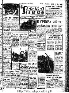 Słowo Ludu : organ Komitetu Wojewódzkiego Polskiej Zjednoczonej Partii Robotniczej, 1966, R.18, nr 238
