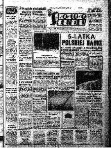 Słowo Ludu : organ Komitetu Wojewódzkiego Polskiej Zjednoczonej Partii Robotniczej, 1966, R.18, nr 240