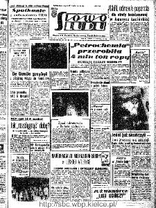 Słowo Ludu : organ Komitetu Wojewódzkiego Polskiej Zjednoczonej Partii Robotniczej, 1966, R.18, nr 243
