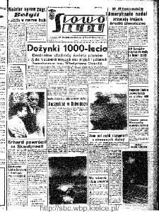 Słowo Ludu : organ Komitetu Wojewódzkiego Polskiej Zjednoczonej Partii Robotniczej, 1966, R.18, nr 248