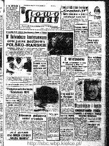 Słowo Ludu : organ Komitetu Wojewódzkiego Polskiej Zjednoczonej Partii Robotniczej, 1966, R.18, nr 259