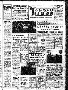 Słowo Ludu : organ Komitetu Wojewódzkiego Polskiej Zjednoczonej Partii Robotniczej, 1966, R.18, nr 261