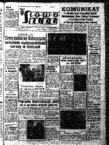 Słowo Ludu : organ Komitetu Wojewódzkiego Polskiej Zjednoczonej Partii Robotniczej, 1966, R.18, nr 263