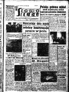 Słowo Ludu : organ Komitetu Wojewódzkiego Polskiej Zjednoczonej Partii Robotniczej, 1966, R.18, nr 266