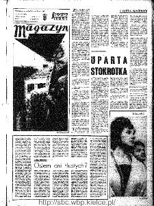 Słowo Ludu : organ Komitetu Wojewódzkiego Polskiej Zjednoczonej Partii Robotniczej, 1966, R.18, nr 267 (magazyn)
