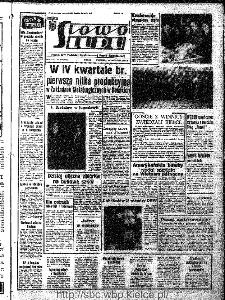 Słowo Ludu : organ Komitetu Wojewódzkiego Polskiej Zjednoczonej Partii Robotniczej, 1966, R.18, nr 268