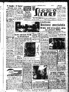 Słowo Ludu : organ Komitetu Wojewódzkiego Polskiej Zjednoczonej Partii Robotniczej, 1966, R.18, nr 271