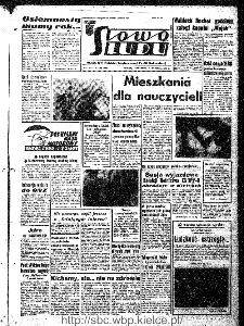 Słowo Ludu : organ Komitetu Wojewódzkiego Polskiej Zjednoczonej Partii Robotniczej, 1966, R.18, nr 272