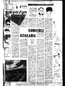 Słowo Ludu : organ Komitetu Wojewódzkiego Polskiej Zjednoczonej Partii Robotniczej, 1966, R.18, nr 274 (magazyn)