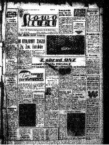 Słowo Ludu : organ Komitetu Wojewódzkiego Polskiej Zjednoczonej Partii Robotniczej, 1966, R.18, nr 275
