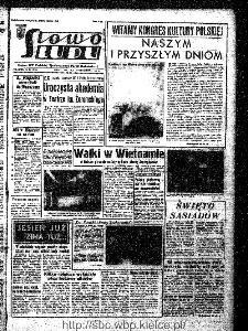 Słowo Ludu : organ Komitetu Wojewódzkiego Polskiej Zjednoczonej Partii Robotniczej, 1966, R.18, nr 280