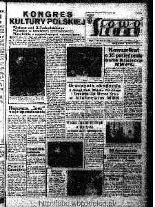 Słowo Ludu : organ Komitetu Wojewódzkiego Polskiej Zjednoczonej Partii Robotniczej, 1966, R.18, nr 282