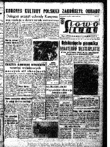 Słowo Ludu : organ Komitetu Wojewódzkiego Polskiej Zjednoczonej Partii Robotniczej, 1966, R.18, nr 283