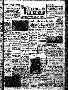 Słowo Ludu : organ Komitetu Wojewódzkiego Polskiej Zjednoczonej Partii Robotniczej, 1966, R.18, nr 297