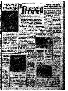 Słowo Ludu : organ Komitetu Wojewódzkiego Polskiej Zjednoczonej Partii Robotniczej, 1966, R.18, nr 305