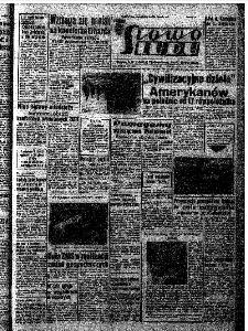 Słowo Ludu : organ Komitetu Wojewódzkiego Polskiej Zjednoczonej Partii Robotniczej, 1966, R.18, nr 307