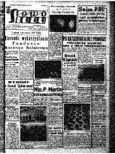 Słowo Ludu : organ Komitetu Wojewódzkiego Polskiej Zjednoczonej Partii Robotniczej, 1966, R.18, nr 313