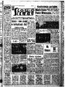 Słowo Ludu : organ Komitetu Wojewódzkiego Polskiej Zjednoczonej Partii Robotniczej, 1966, R.18, nr 345