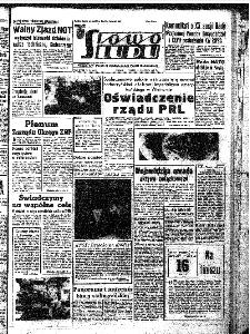 Słowo Ludu : organ Komitetu Wojewódzkiego Polskiej Zjednoczonej Partii Robotniczej, 1966, R.18, nr 350
