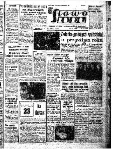 Słowo Ludu : organ Komitetu Wojewódzkiego Polskiej Zjednoczonej Partii Robotniczej, 1966, R.18, nr 357