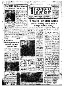 Słowo Ludu : organ Komitetu Wojewódzkiego Polskiej Zjednoczonej Partii Robotniczej, 1967, R.19, nr 2