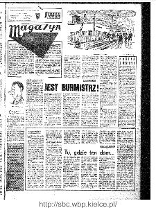 Słowo Ludu : organ Komitetu Wojewódzkiego Polskiej Zjednoczonej Partii Robotniczej, 1967, R.19, nr 7 (magazyn)