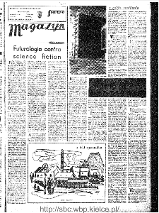 Słowo Ludu : organ Komitetu Wojewódzkiego Polskiej Zjednoczonej Partii Robotniczej, 1967, R.19, nr 14 (magazyn)