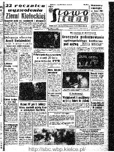 Słowo Ludu : organ Komitetu Wojewódzkiego Polskiej Zjednoczonej Partii Robotniczej, 1967, R.19, nr 17