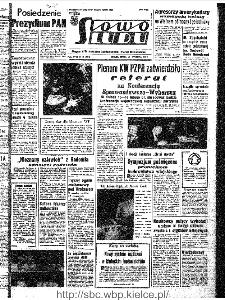 Słowo Ludu : organ Komitetu Wojewódzkiego Polskiej Zjednoczonej Partii Robotniczej, 1967, R.19, nr 18