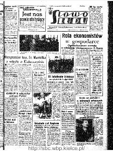 Słowo Ludu : organ Komitetu Wojewódzkiego Polskiej Zjednoczonej Partii Robotniczej, 1967, R.19, nr 19