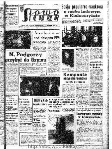 Słowo Ludu : organ Komitetu Wojewódzkiego Polskiej Zjednoczonej Partii Robotniczej, 1967, R.19, nr 25