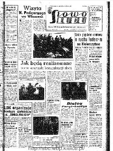 Słowo Ludu : organ Komitetu Wojewódzkiego Polskiej Zjednoczonej Partii Robotniczej, 1967, R.19, nr 26