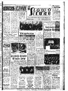 Słowo Ludu : organ Komitetu Wojewódzkiego Polskiej Zjednoczonej Partii Robotniczej, 1967, R.19, nr 29