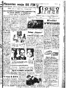 Słowo Ludu : organ Komitetu Wojewódzkiego Polskiej Zjednoczonej Partii Robotniczej, 1967, R.19, nr 32
