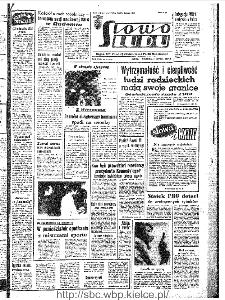 Słowo Ludu : organ Komitetu Wojewódzkiego Polskiej Zjednoczonej Partii Robotniczej, 1967, R.19, nr 36