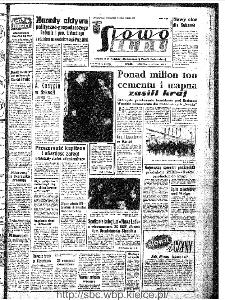 Słowo Ludu : organ Komitetu Wojewódzkiego Polskiej Zjednoczonej Partii Robotniczej, 1967, R.19, nr 43