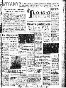 Słowo Ludu : organ Komitetu Wojewódzkiego Polskiej Zjednoczonej Partii Robotniczej, 1967, R.19, nr 46