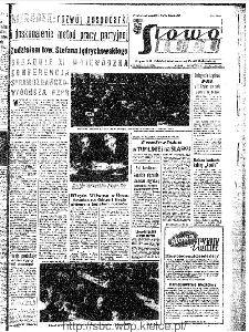 Słowo Ludu : organ Komitetu Wojewódzkiego Polskiej Zjednoczonej Partii Robotniczej, 1967, R.19, nr 47