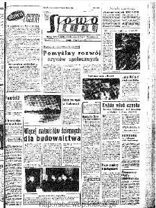 Słowo Ludu : organ Komitetu Wojewódzkiego Polskiej Zjednoczonej Partii Robotniczej, 1967, R.19, nr 52