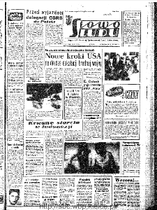 Słowo Ludu : organ Komitetu Wojewódzkiego Polskiej Zjednoczonej Partii Robotniczej, 1967, R.19, nr 57